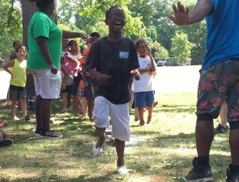 NSF Summer Outreach–Oobleck