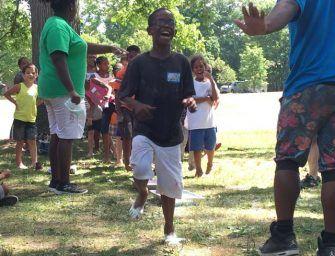 NSF Summer Outreach–Oobleck