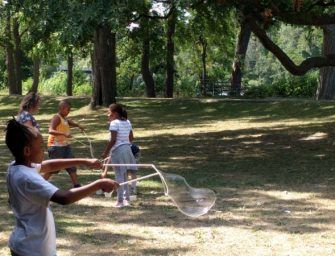 NSF Summer Outreach 2016–Bubbles
