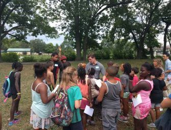 Thanks to everyone who helped with the summer outreach program!